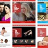 Six New Dating Templates