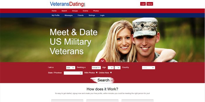 Military cupid dating site