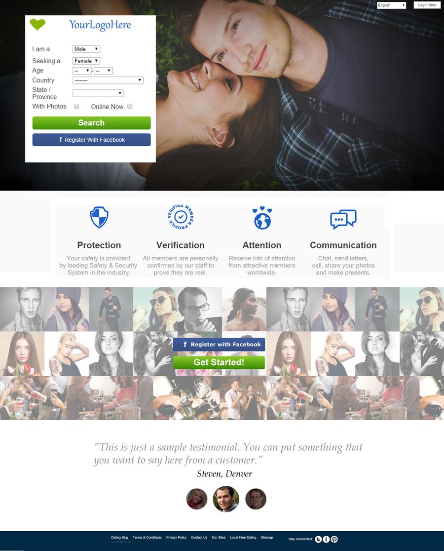 premium-dating-template