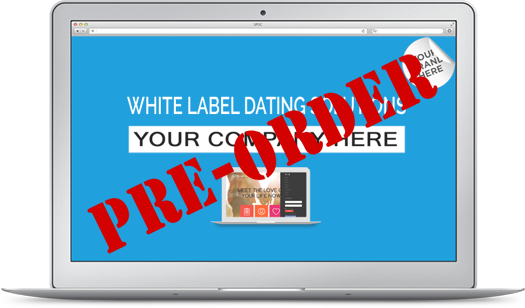 online dating white label