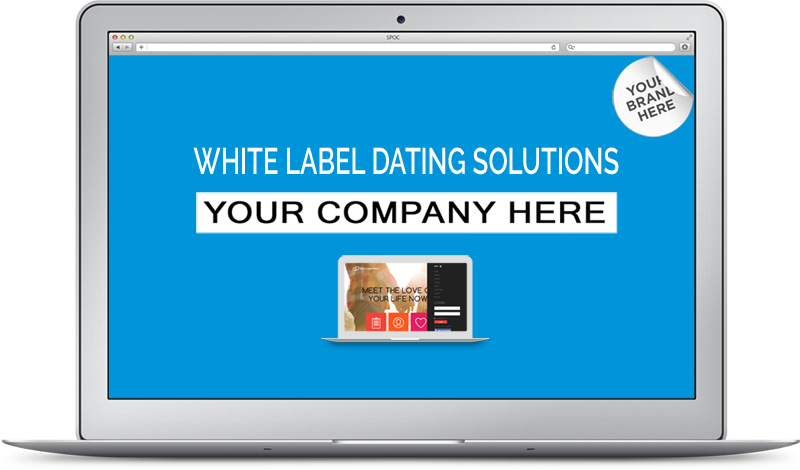 White Label Dating Software Slider