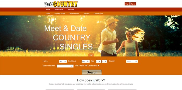 DateCountry.com