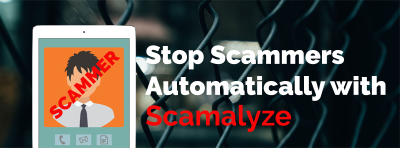 Stop Scammers Automatically