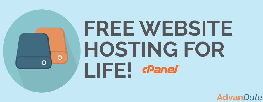 Free Website Hosting For Life