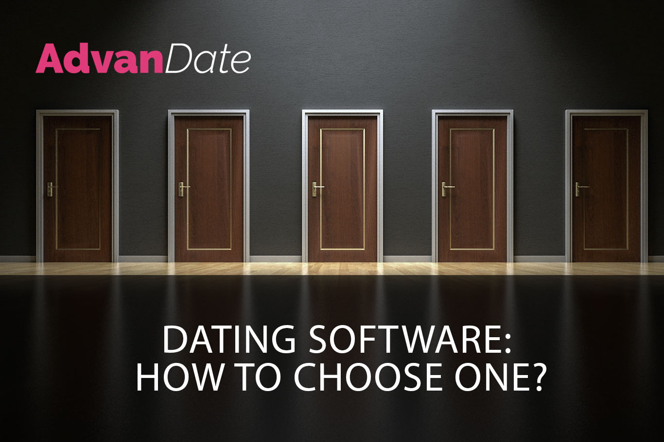 Dating software: how to choose one?