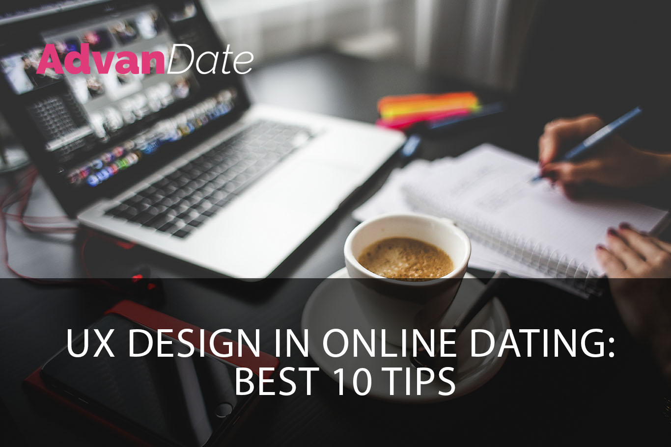 UX design in online dating: best 10 tips