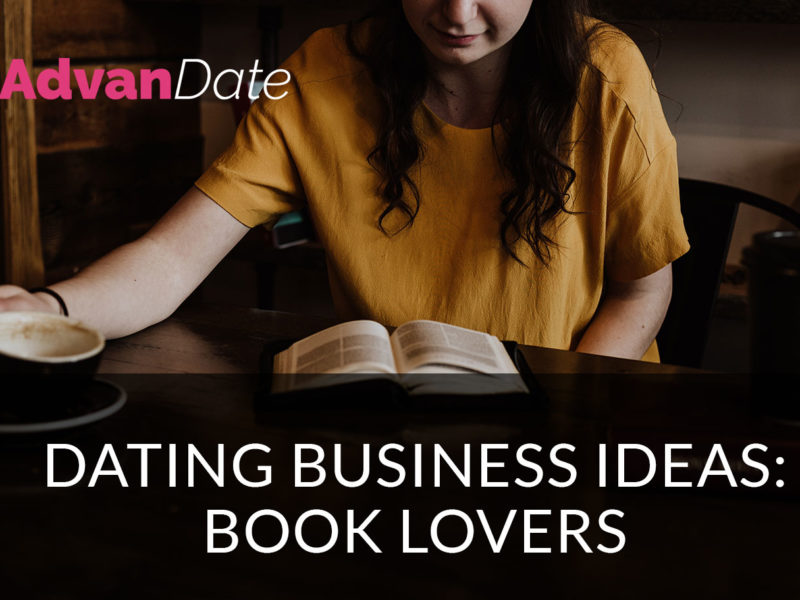 Dating business ideas: book lovers