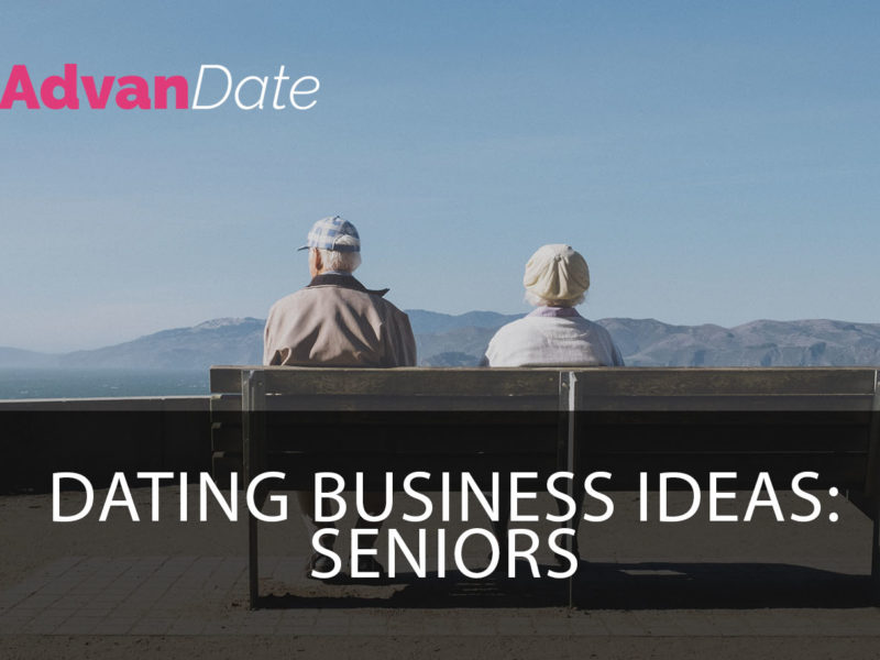 Dating business ideas: seniors