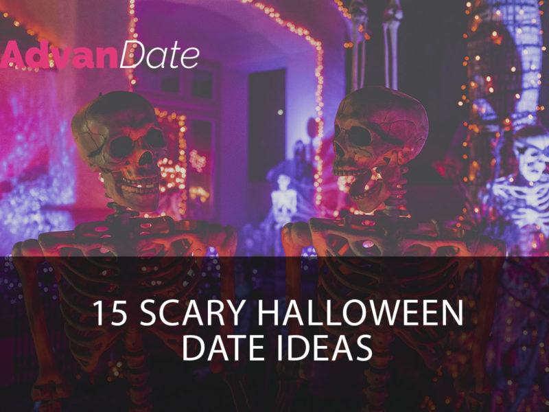 15 Scary Halloween Date ideas