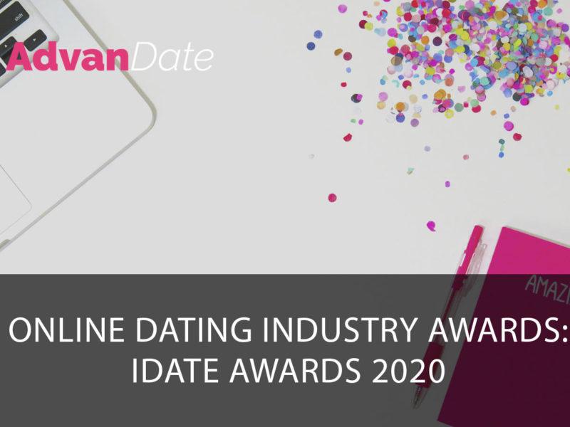 Online dating industry awards – iDate Awards 2020