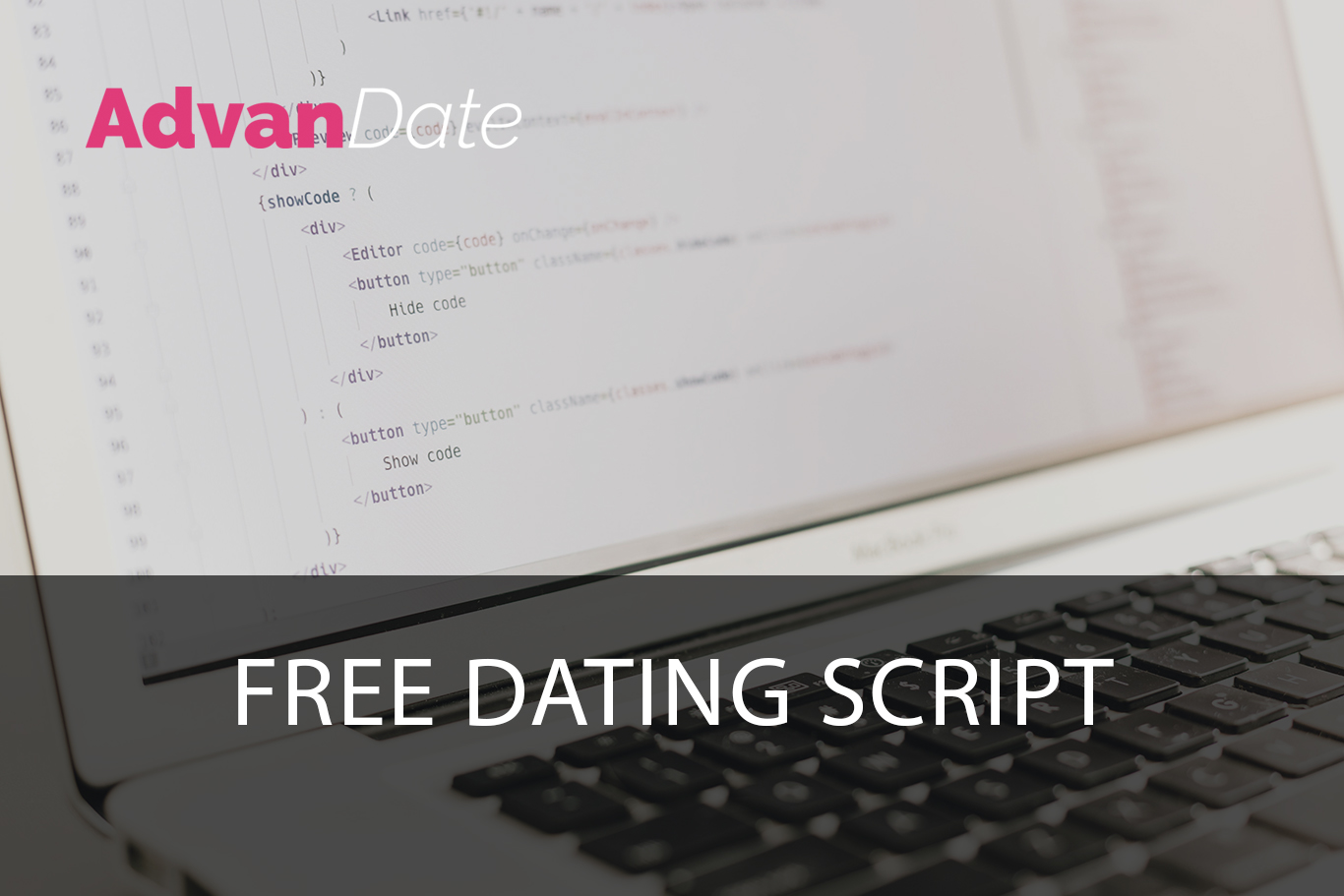Free Dating Script